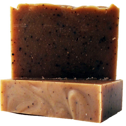 Coffee + Clove Scrub Soap