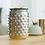 Thumbnail: Mercury Glass Mosaic Illumination Warmer