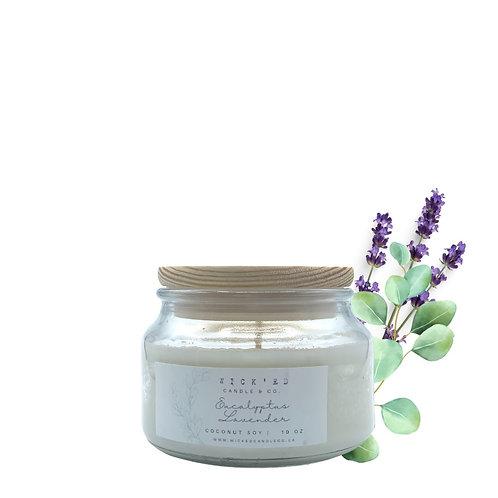 Eucalyptus & French Lavender