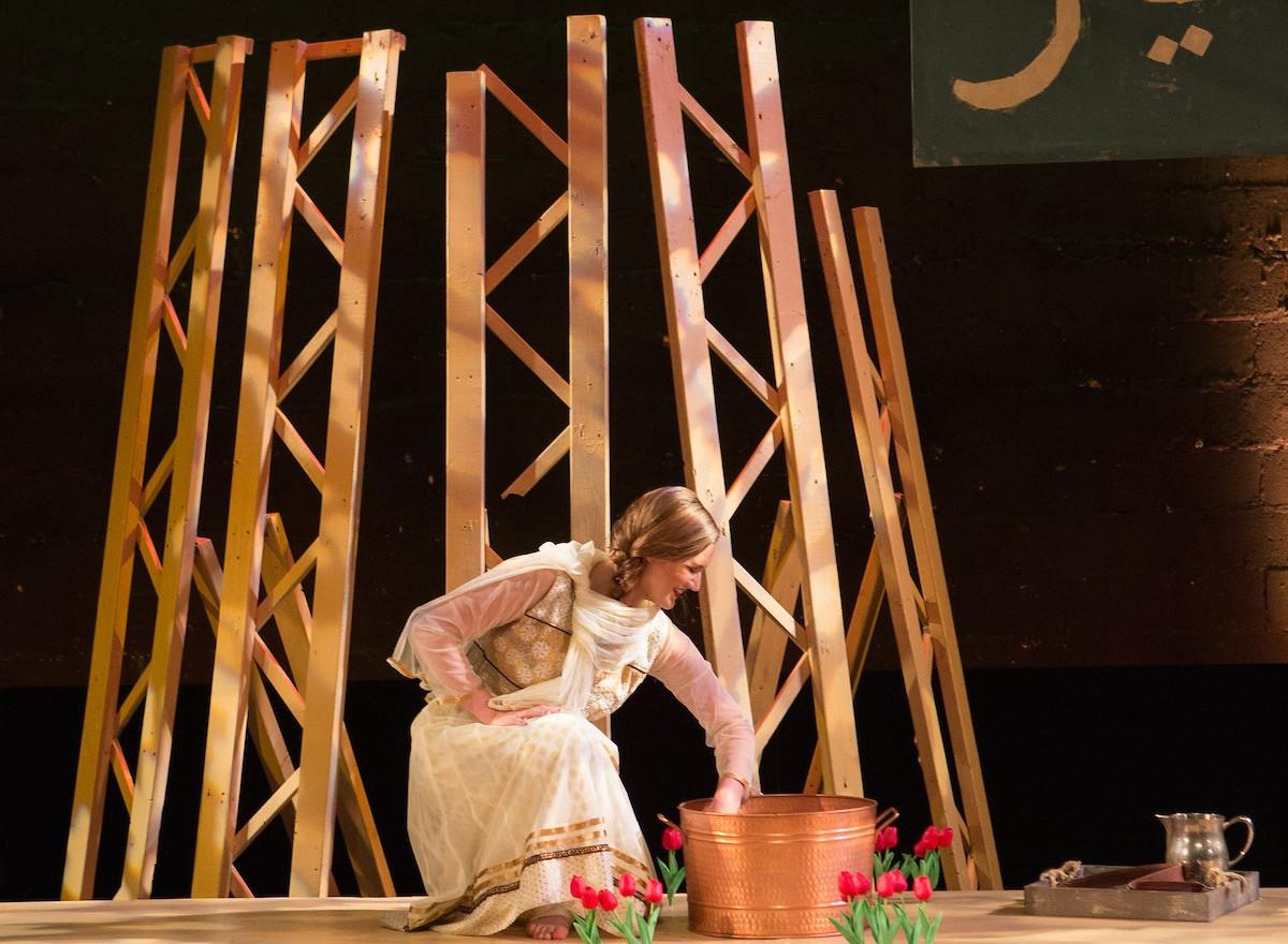 Romilda in Handel's 'Serse' - In Series