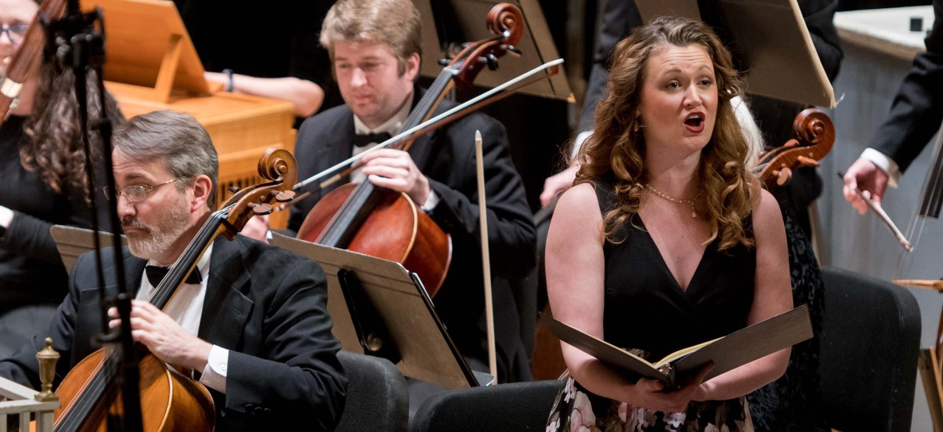 Soprano Soloist, Mozart Vespers - The Virginia Consort