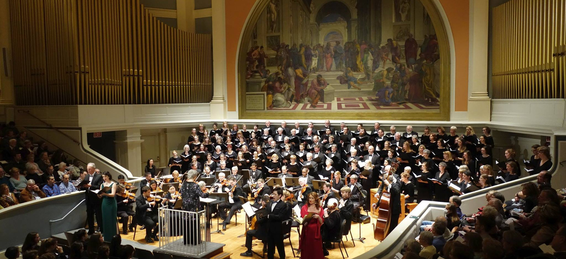 Soprano Soloist, Mozart's Requiem - The Virginia Consort