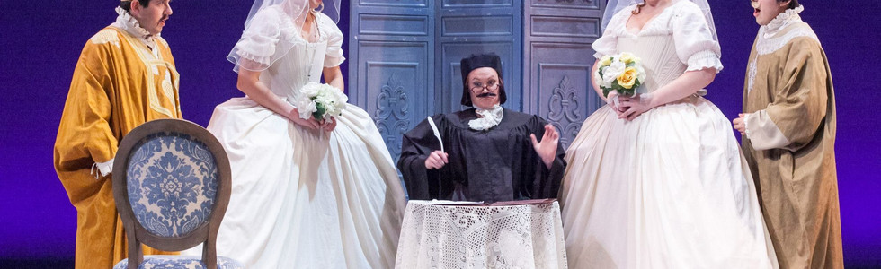 Despina in 'Cosi fan Tutte' - Maryland Opera Studio