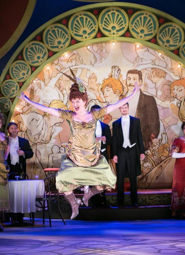 Die Fledermaus - Maryland Opera Studio