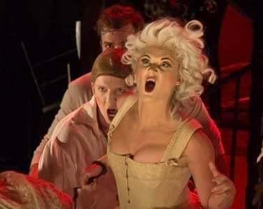 Soloist in Bernstein's 'Candide' - Washington National Opera