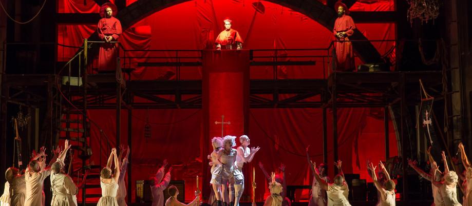 Soloist in Bernstein's 'Candide' - Washington National Opera