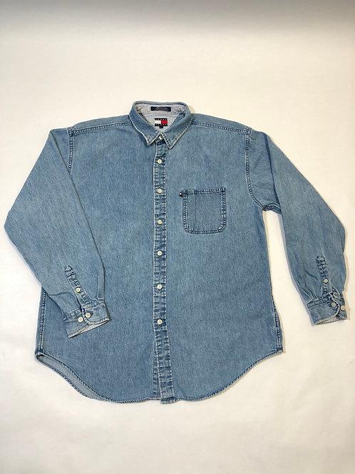 Vintage Tommy Hilfiger Jean Shirt