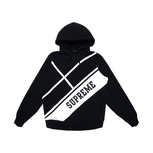 Supreme diagonal sweatshirt