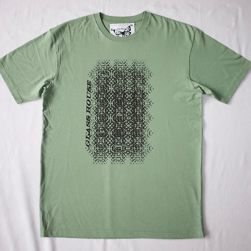 """The House Tee """"Chartreuse"""""""
