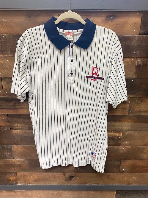 Vintage Boston Red Sox Polo L