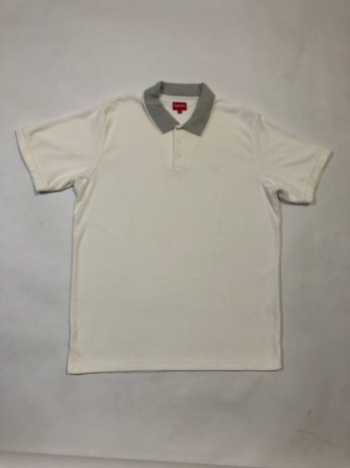 Supreme terry cloth shirt