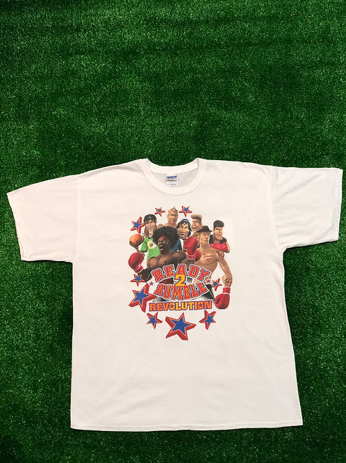 Vintage Ready to Rumble Tee