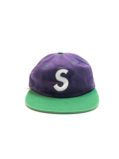 Supreme S logo Hat