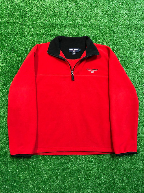 Vintage Ralph Lauren Polo Sport Fleece