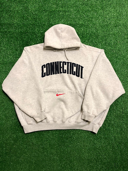 Vintage Nike Uconn Hoodie