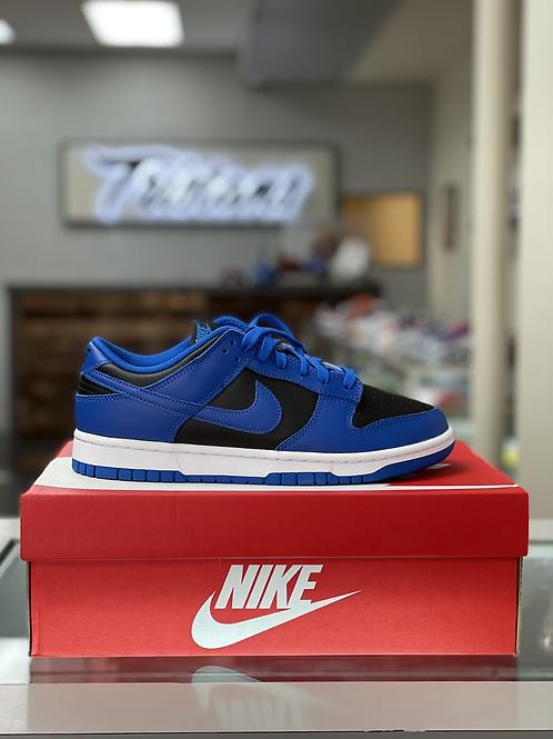 Nike Dunks cobalts Blue Blk /White
