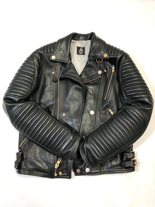 Vintage Dnine Reserve Biker Jacket