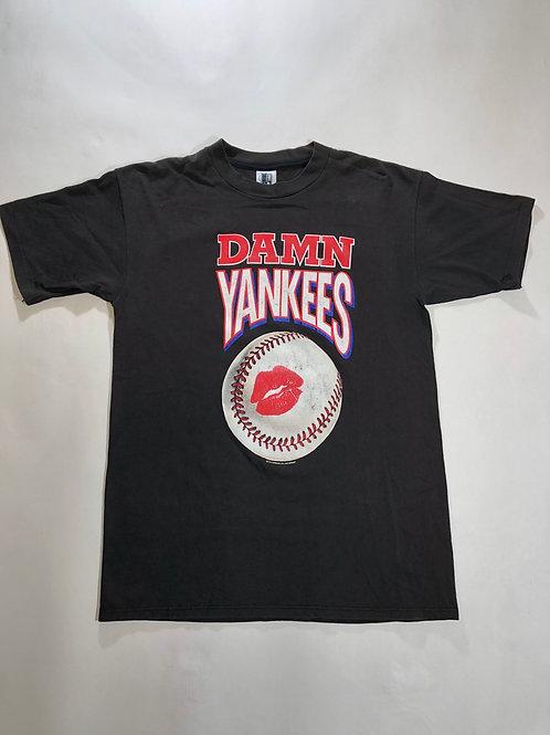 """Vintage Jerry Lewis """"Dam Yankee tee"""