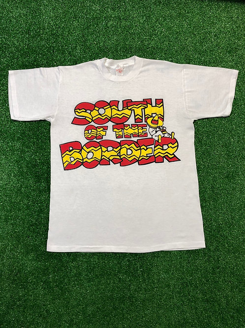 "Vintage Sourh of the Border Tee ""Single Stitch"""