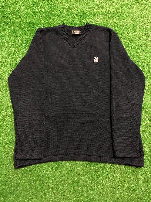 Vintage Polo Jean Sweater
