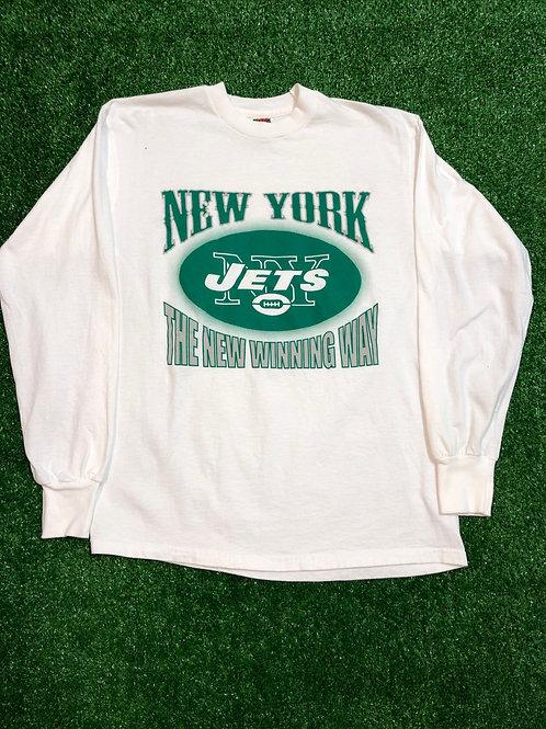 Vintage New York Jets L/S
