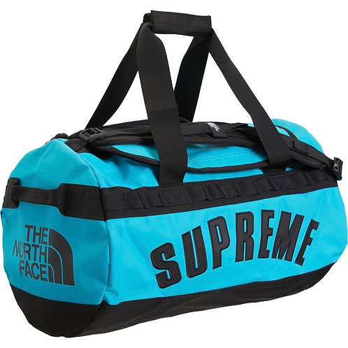 Supreme TNF arc logo duffel bag