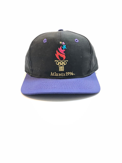 Vintage 1996 Olympic hat
