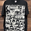 Thumbnail: VTG Blk Panthers Party tee