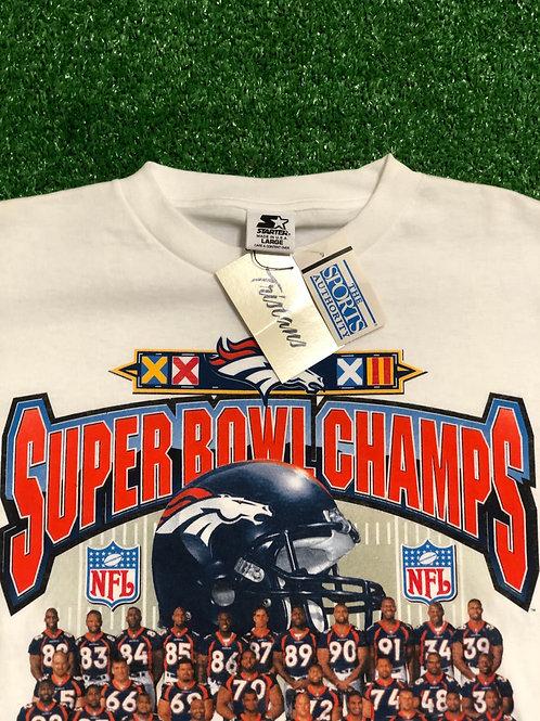 Vintage Starter Super Bowl Tee