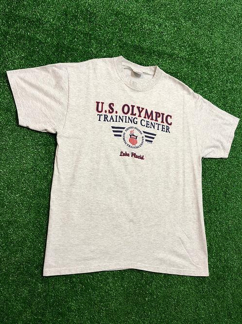 Vintage Oylmpic Training Tee