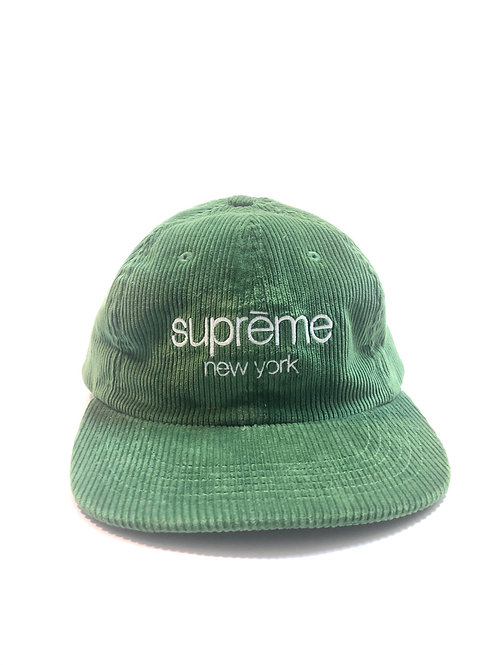 Supreme corduroy Hat
