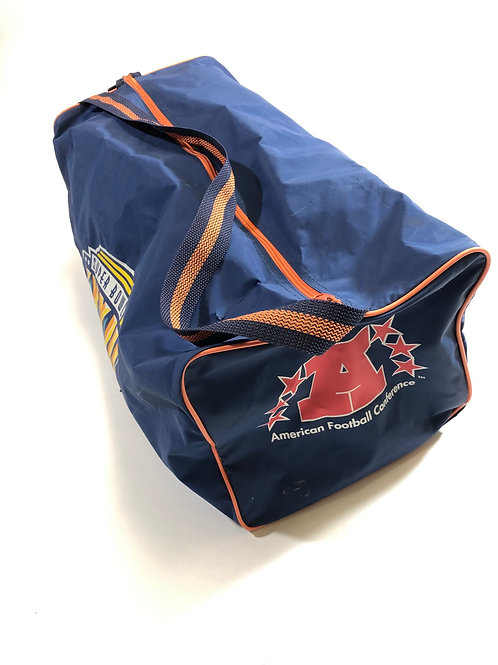 Vintage 1999 Super bowl Duffle bag