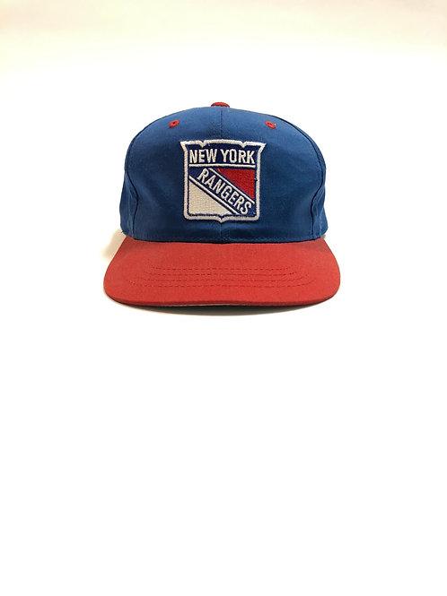 Vintage KIDS Starter NY Rangers hat