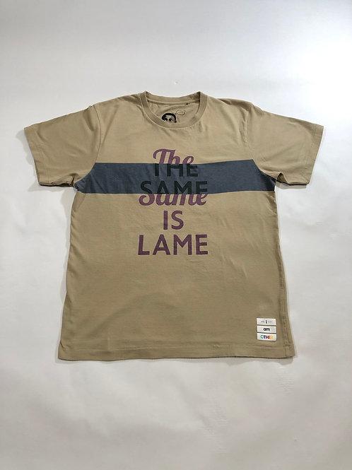 "Vintage Pharrell ""The Same is lame"" Tee"