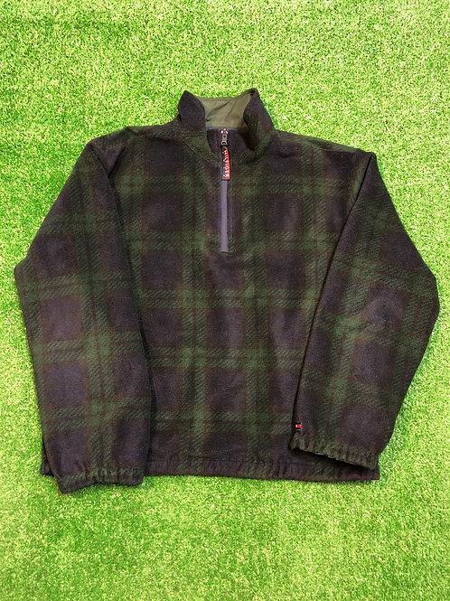 Vintage Tommy Hilfiger Reversible Fleece Jacket