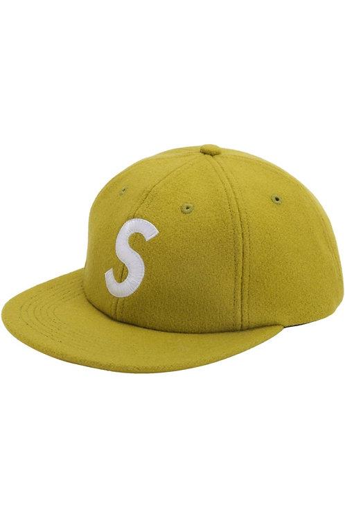 Supreme Wool S Logo hat
