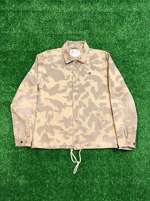 Vintage Champion Camo Coach jacket
