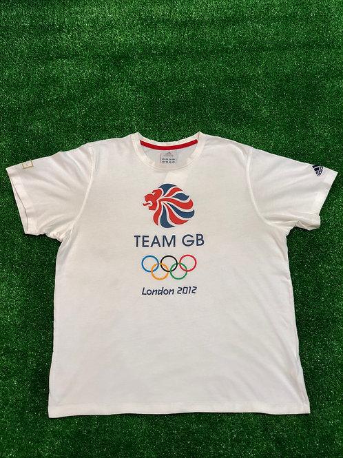 Vintage Olympics adidas Tee