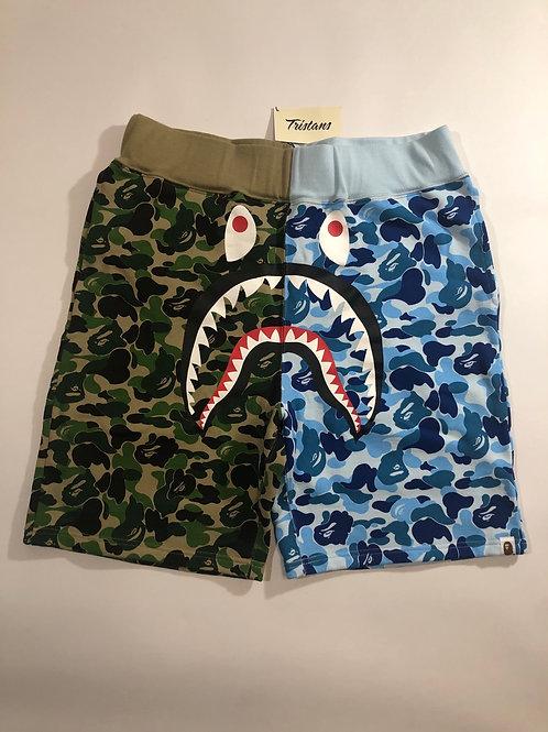 Pre owned bape shorts