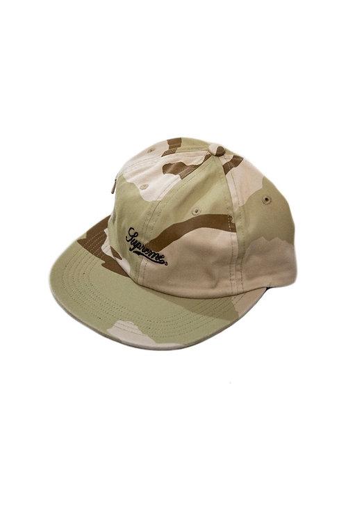 Supreme side pocket script Logo Hat