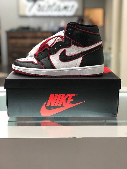 Air Jordan's 1s Bloodlines