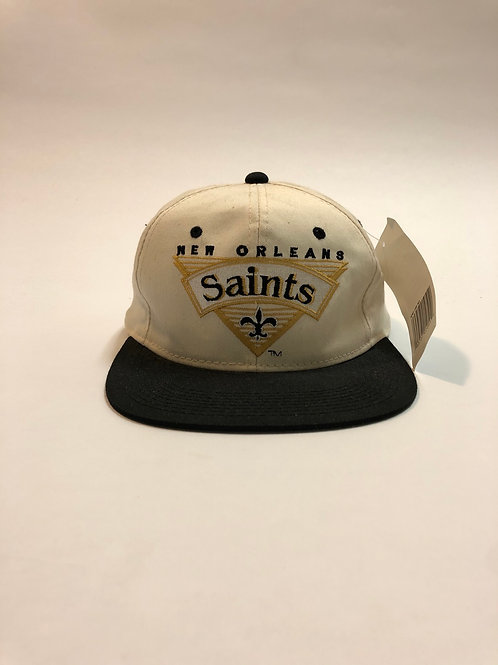 Vintage New Orleans Saints hat