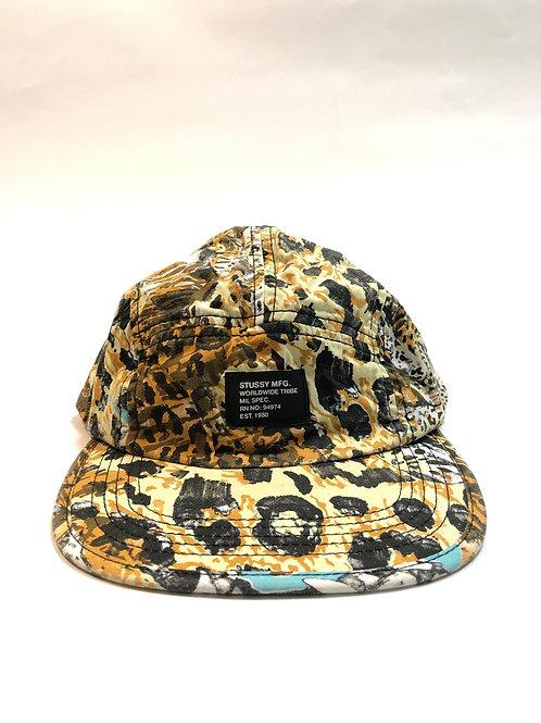 Vintage Stussy leopard Cap