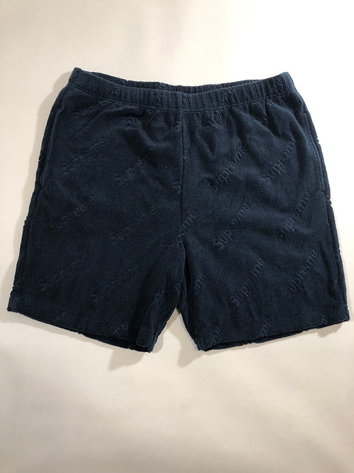 Navy Supreme shorts