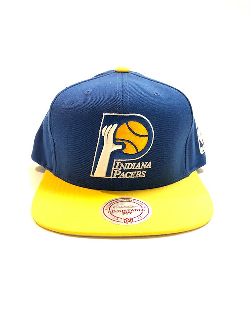 Mitchell & Ness Indiana Pacers Hat