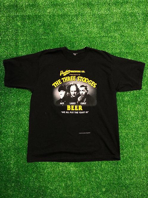 Vintage Three Stooges tee