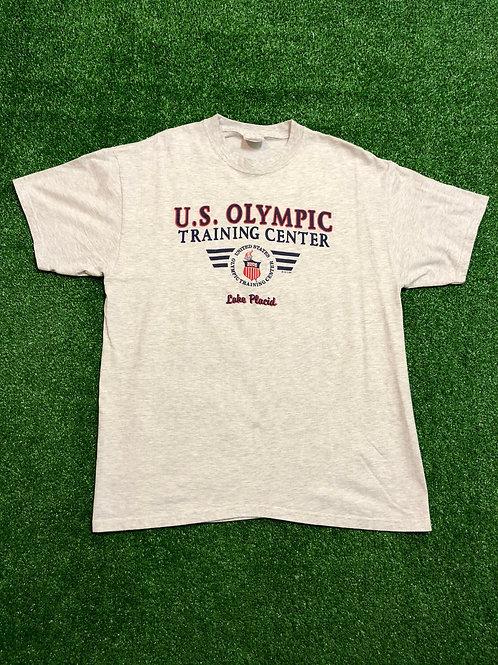Vintage Olympics Training Tee