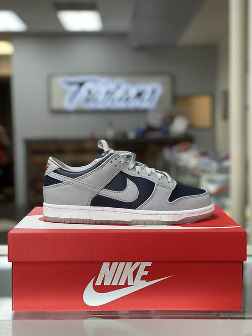 Nike Dunk Low College Navy Wolf Grey