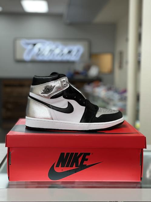 Jordan 1 Hi Silver Toes