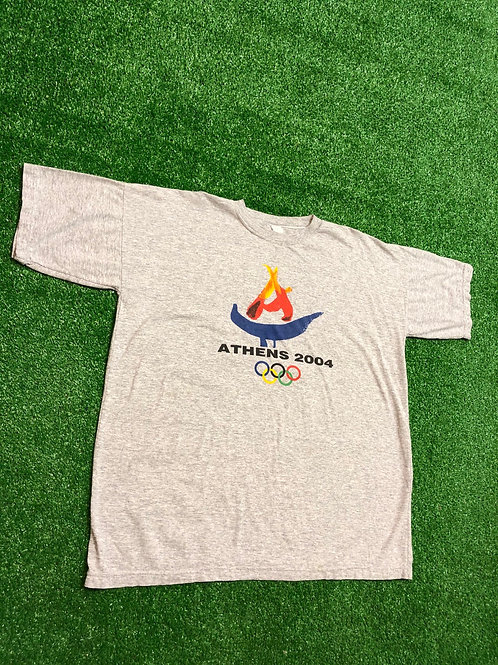 Vintage Athens 2004 Olympic Tee